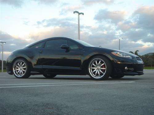 Shawn's 2006 Eclipse GT
