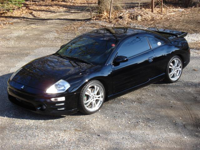 Todd's 2003 Eclipse GT Turbo