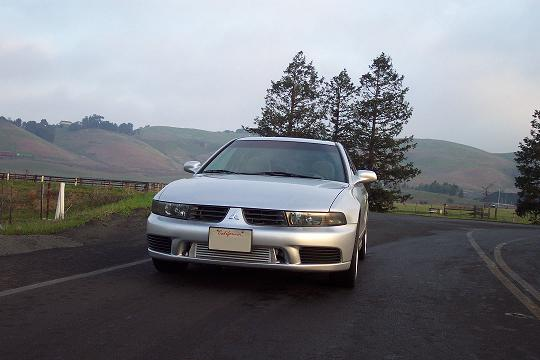 Len's 2003 V6 Galant Turbo